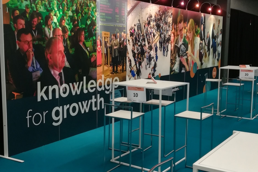 Knowledge for growth - Flanders Bio 2021