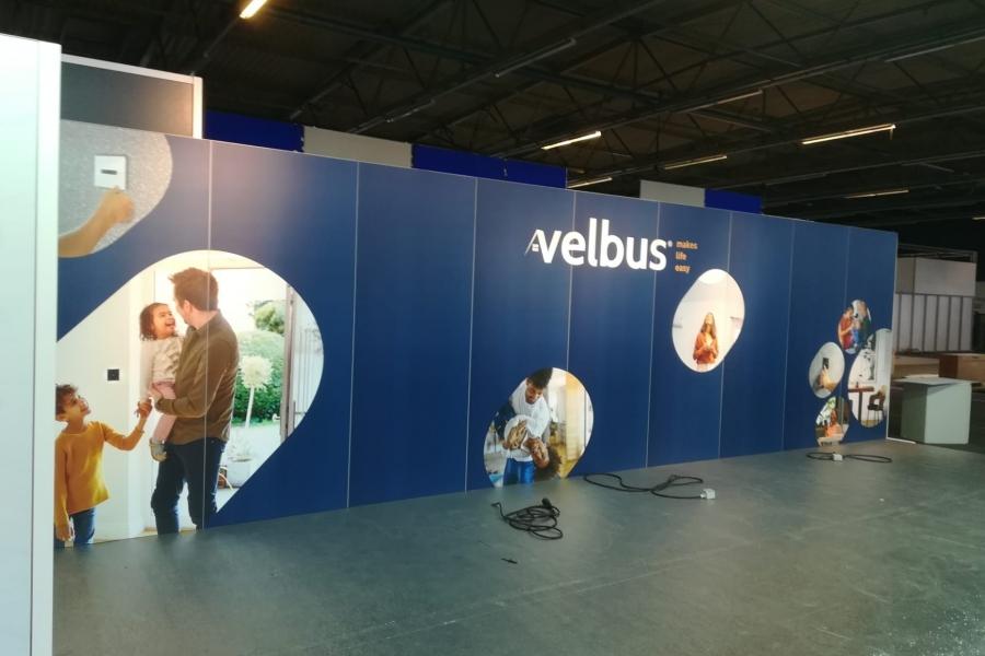 Velbus - Bis beurs 2021
