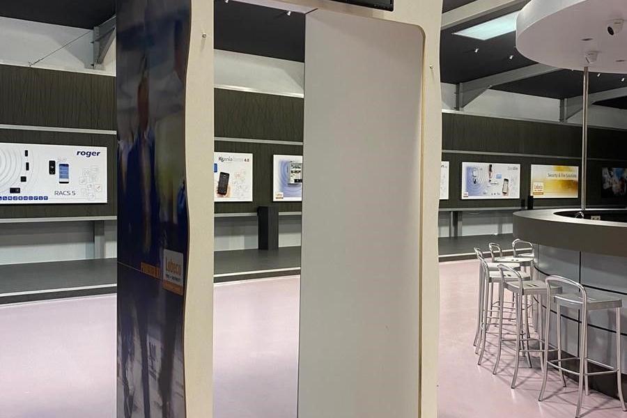 Delhaize - Winkelsas met slimme camera