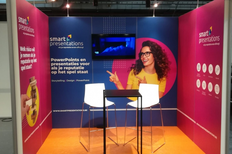 Smart Presentations - BND Antwerpen 2021