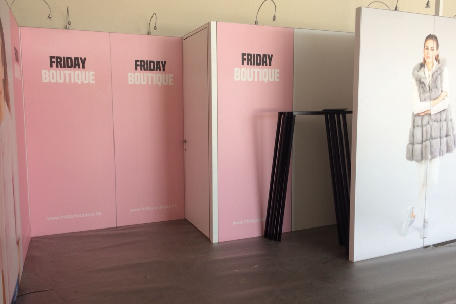 Friday Boutique pop-up