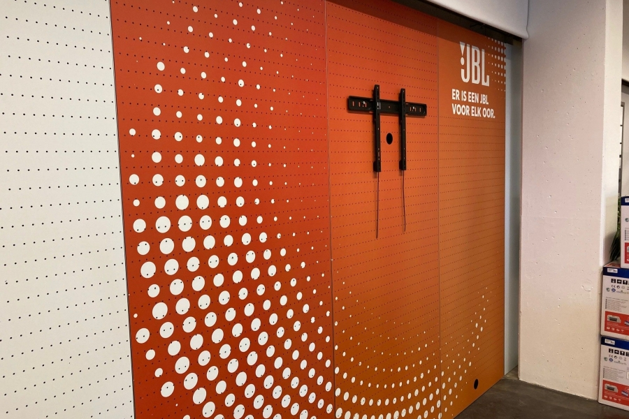 Alfa Solutions - showroom